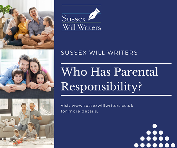 Blog Image Sussex Will Writers Parental Responsibility After You Die