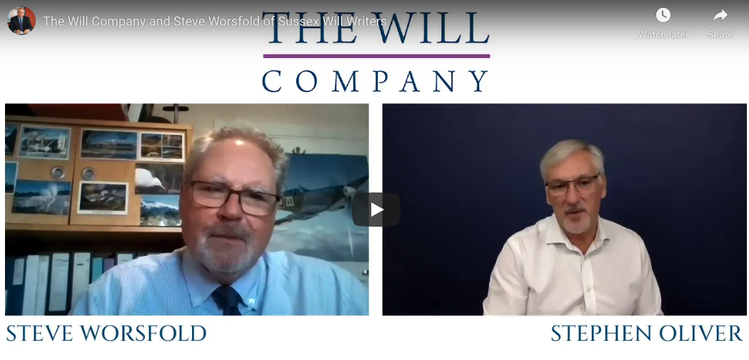 The Will Company and Steve Worsfold of Sussex Will Writers