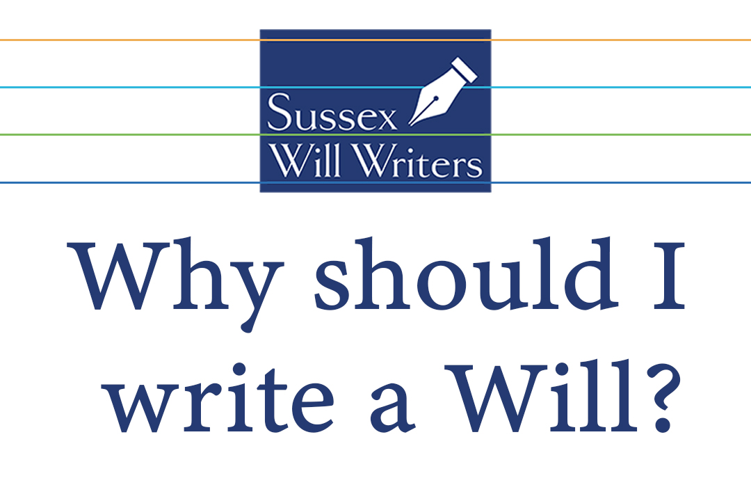 Why Should I Write a Will Video Thumbnail