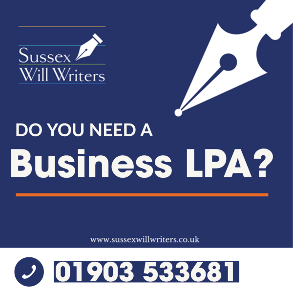 Lasting Power  of Attorney for  Business Owners